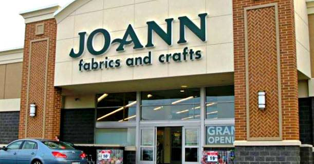 JoAnn Fabrics And Crafts Printable Coupon