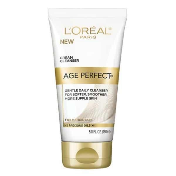 L'Oreal Paris Age Perfect Cleanser 5oz Printable Coupon