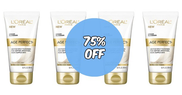 L'Oreal Paris Age Perfect Cleanser Image