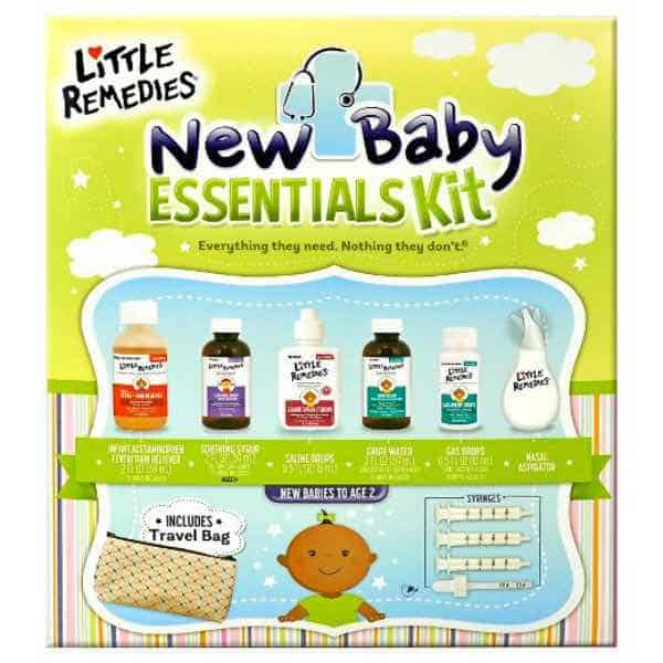 Little Remedies New Baby Essentials Kit Printable Coupon
