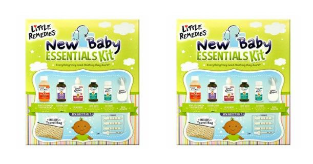 Little Remedies New Baby Essentials Kit Printable Coupons