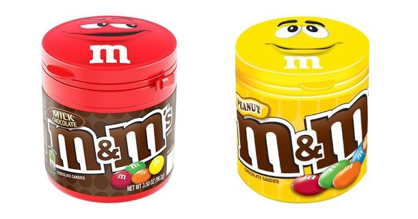 M&M's Candy Bottle Printable Coupon