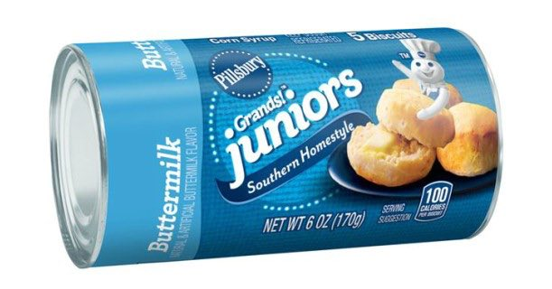 Pillsbury Grands! Juniors Biscuits 5ct Printable Coupon