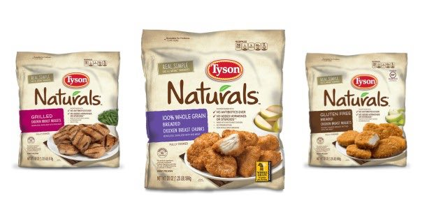 Tyson Naturals Chicken Product Image