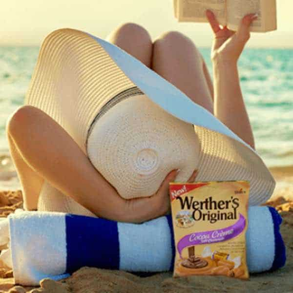 Werther's Original Cocoa Creme Soft Caramels Image