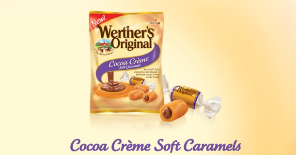 Werther's Original Cocoa Creme Soft Caramels Printable Coupon