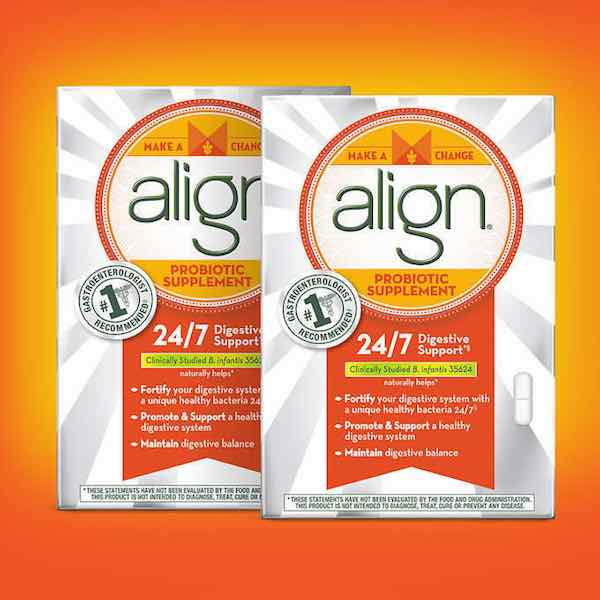 Align Digestive Supplement Products Printable Coupon