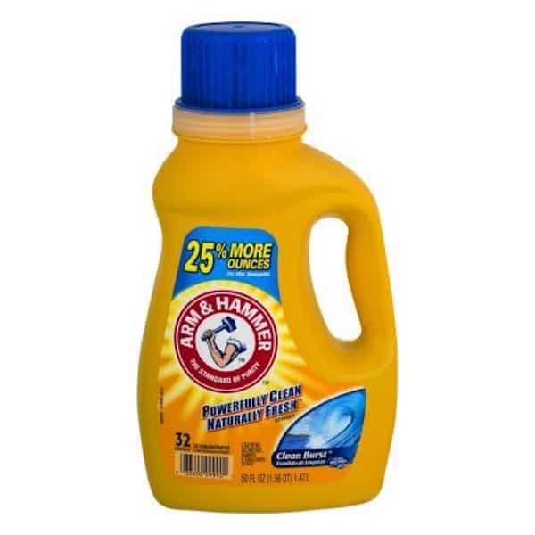 Arm & Hammer Liquid Detergent 32 Load Bottle Printable Coupon