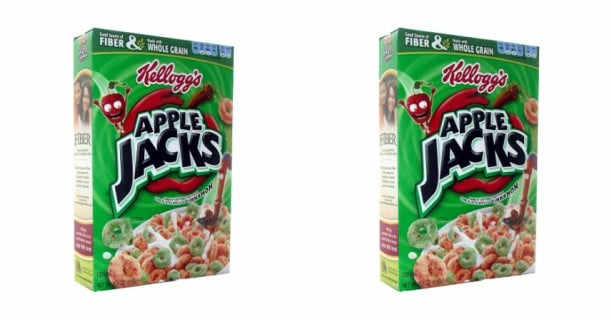 Kellogg's Apple Jacks Cereals Printable Coupon