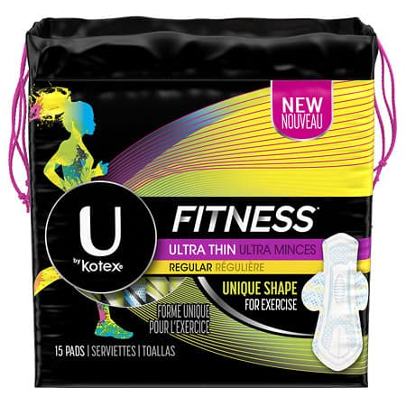 U by KOTEX FITNESS Products
