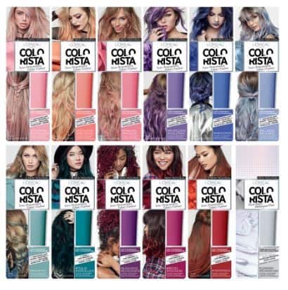 l'oreal colorista copy