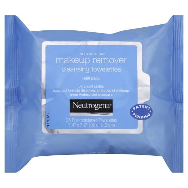Neutrogena makeup remover coupons