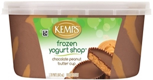 Kemps Frozen Yogurt Shop Yogurt!
