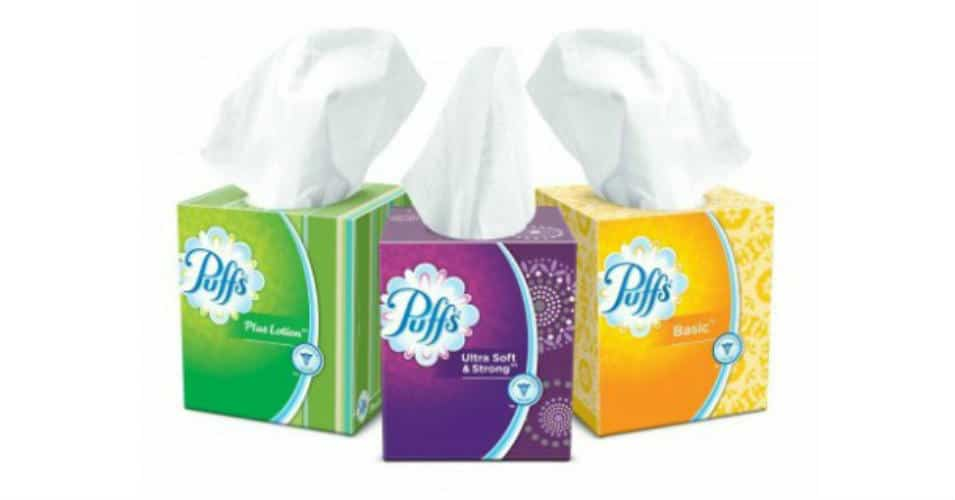 Image result for puffs tissue