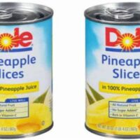 Dole Canned Pineapple On Sale, Only $0.62 at Safeway!