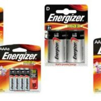 Save With $1.00 Off Energizer Batteries Coupon!