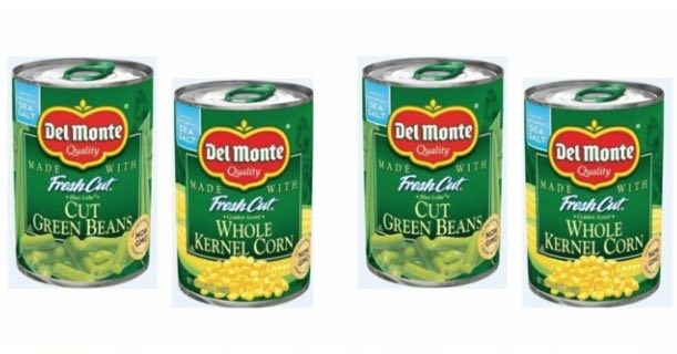photo about Del Monte Printable Coupons titled Del Monte Greens Simply just $0.38 At Kroger! - Printable