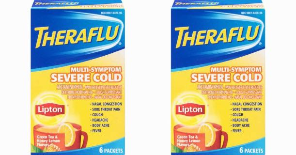 Yes Fight The Flu With 1 00 Off Theraflu Products