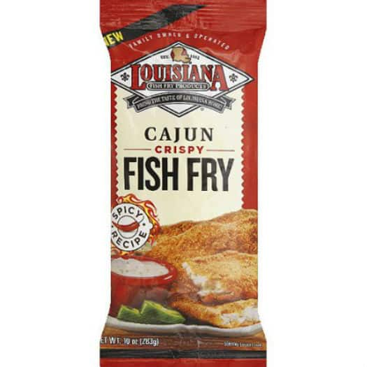 graphic about Fry's Printable Coupons called Take $1.00 Off Louisiana Fish Fry Products and solutions Printable Coupon