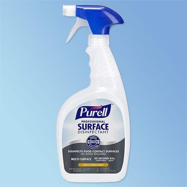 graphic regarding Purell Printable Coupons known as $1.50 Off Purell MultiSurface Disinfectant! - Printable