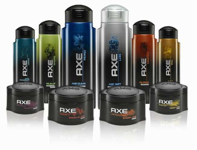coupon for axe hair products