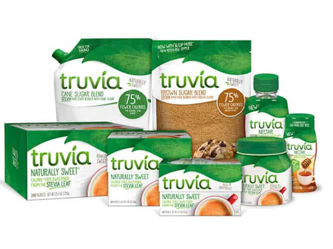 photograph relating to Truvia Coupon Printable named Conserve With $2.00 Off Truvia Stevia Products Coupon