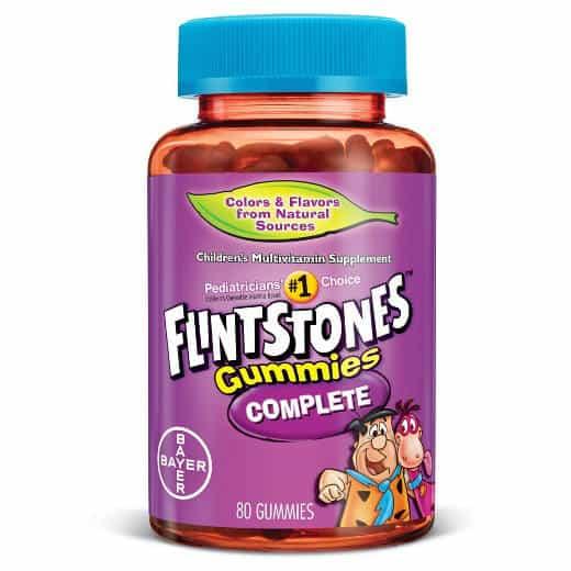 flintstones complete vitamins coupon