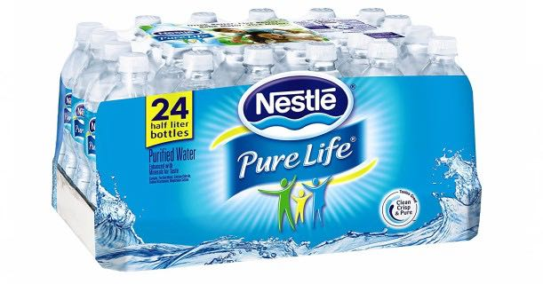 Nestle bottled water coupons