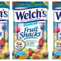 Save With $0.25 Off Two Welch's Fruit Snacks Coupon!