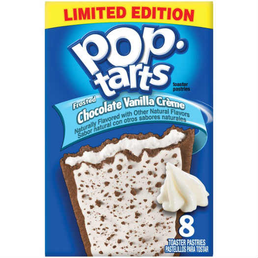 i absolutely love pop tarts they were a quick and easy breakfast on those crazy mornings head over to target starting february 14th and buy four pop tarts