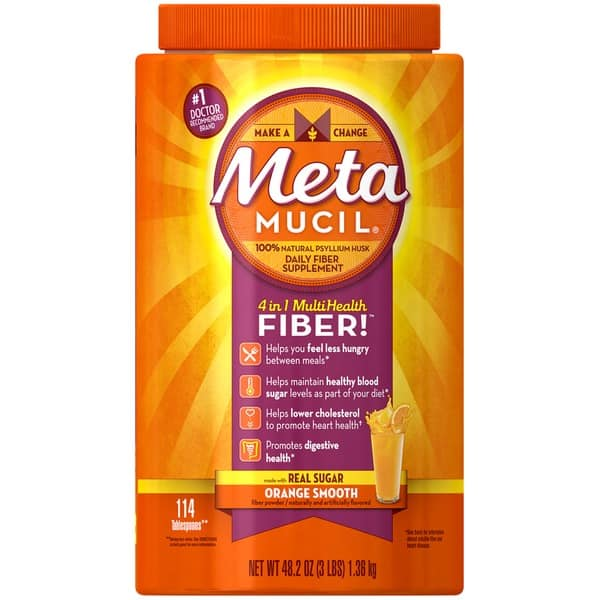 Printable Coupons And Deals Get 1 00 Off Metamucil Fiber Products