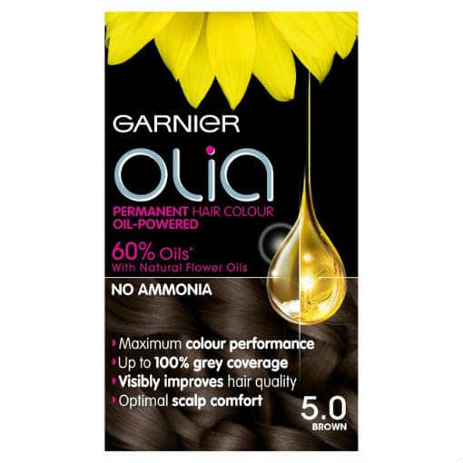 photograph relating to Garnier Printable Coupon named Help you save $2.00 Off Garnier Nutrisse or Olia Hair Colour Coupon
