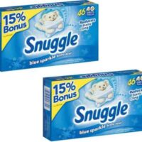 Snuggle Dryer Sheets On Sale, Only $1.00 at Dollar General!