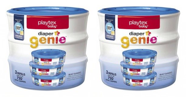 coupons diaper genie refill