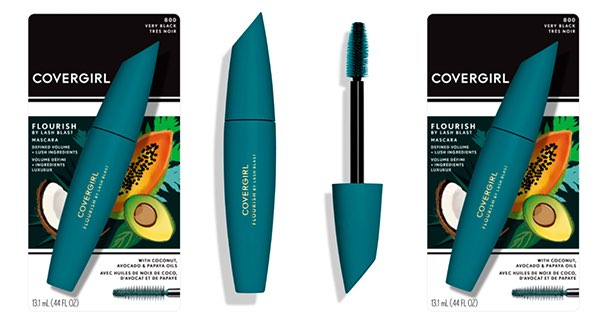 picture about Covergirl Printable Coupons identify Covergirl Lash Blast Mascara $3.00 Off! - Printable Coupon codes