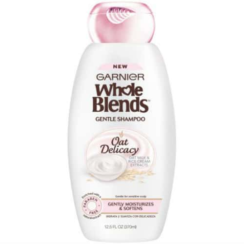 image about Garnier Whole Blends Printable Coupon identify Garnier Comprehensive Blends Shampoo Upon Sale, Basically $1.49 at Concentration