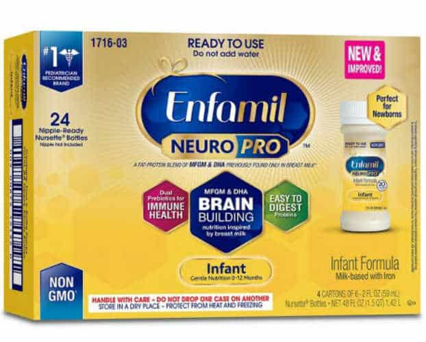 picture about Printable Formula Coupons known as Just take $2.50 Off Enfamil Neuropro System! - Printable Discount codes