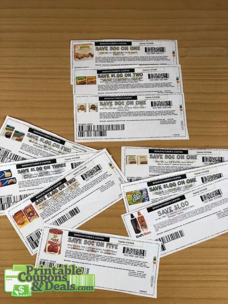 gluten free coupons printable coupons and deals
