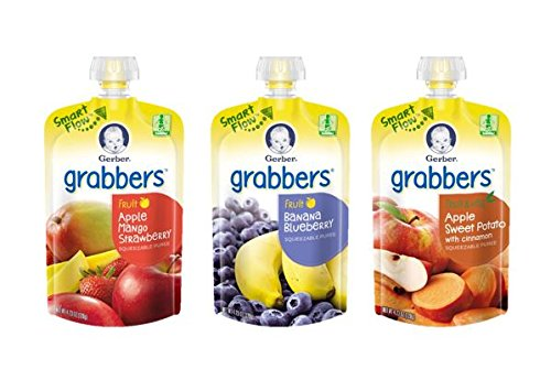 picture regarding Miralax Coupon Printable identified as Conserve With $1.00 Off Gerber Pouches Coupon! - Printable