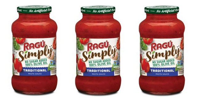 photograph about Ragu Printable Coupons referred to as Conserve With $0.75 Off Ragu Pasta Sauce Coupon! - Printable