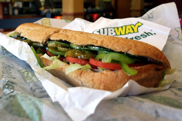 picture about Printable Subway Coupons named Conserve With $5.00 Off Subway Coupon with Obtain! - Printable