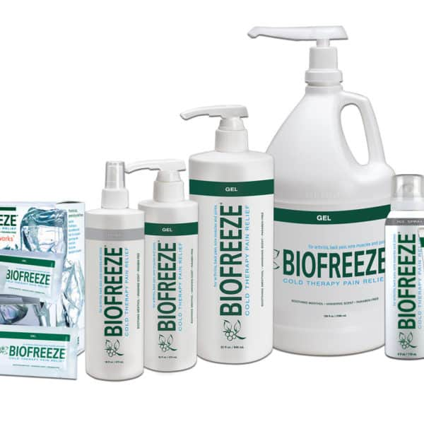 graphic about Biofreeze Coupons Printable identified as Help save with $2.00 Off Biofreeze Item Coupon! - Printable