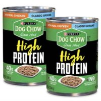 Purina Dog Chow Wet Dog Food On Sale, Only $0.67 at Family Dollar!