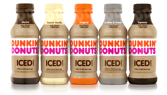 photograph about Printable Dunkin Donuts Coupons known as Dunkin Donuts Iced Espresso Upon Sale, Basically $0.75 at Focus
