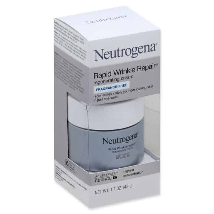 picture regarding Neutrogena Printable Coupons titled Preserve With $4.00 Off Neutrogena Wrinkle Restore or Hydro Increase