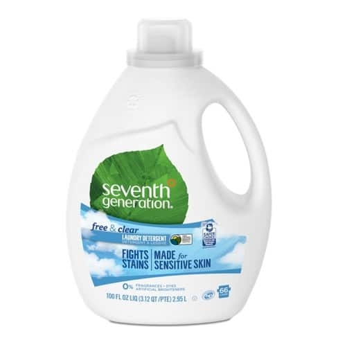 image relating to Seventh Generation Printable Coupons identify 7th Manufacturing Laundry Detergent Printable Coupon