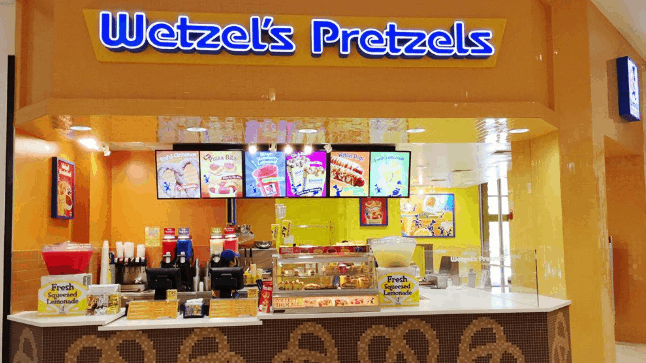 photograph about Philly Pretzel Factory Coupons Printable called Absolutely free Pretzel at Wetzels or Philly Pretzel Manufacturing unit