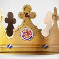 FREE Kids Meal at Burger King With Adult Combo Purchase!