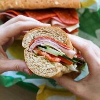 Buy One Subway Footlong Get One 50% Off With Online Order!