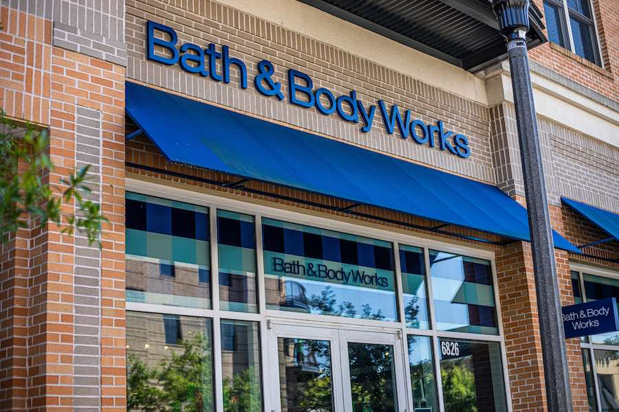 Bath and Body Works Coupon Policy Store Front